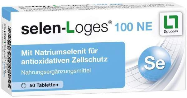 Selen Loges 100 Ne 50 Tabletten