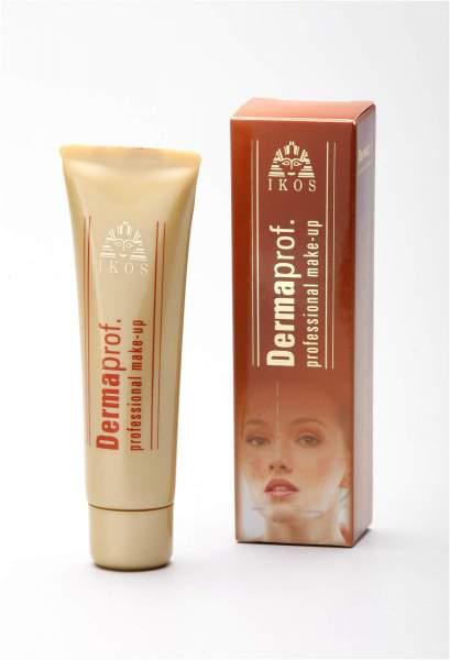 Ikos Dermaprof professional Make-Up inkl. Make Up Schwamm