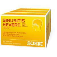 Sinusitis Hevert SL 300 Tabletten