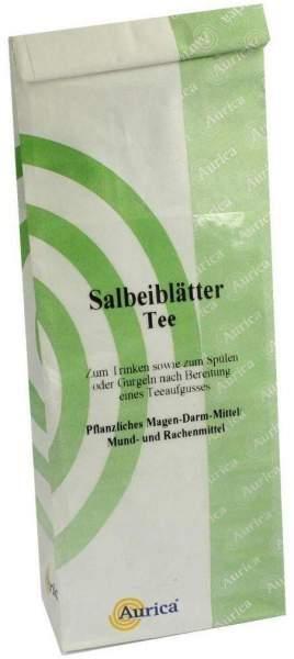 Salbeiblätter Tee Aurica 50 G Tee