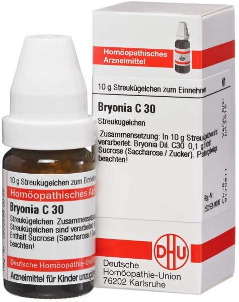 Bryonia C30 10 G Globuli