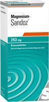 Magnesium Sandoz 243mg 40 Brausetabletten