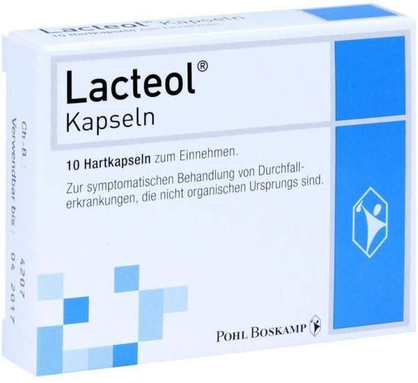 Lacteol 10 Kapseln