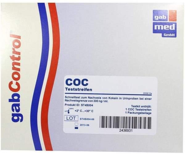 Drogentest Kokain Teststreifen 1 Stück