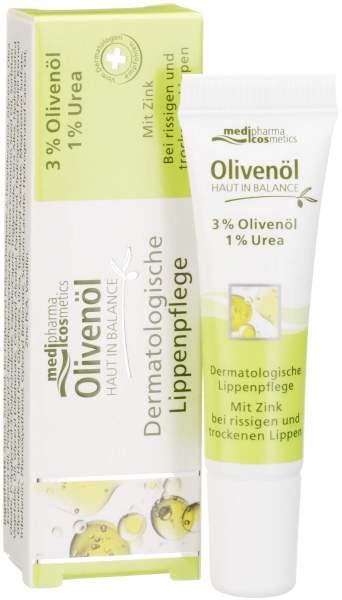 Haut in Balance Olivenöl Dermatologische Lippenpflege 7 ml