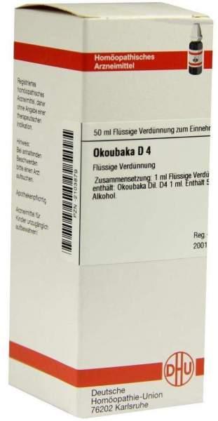 Okoubaka D 4 Dilution