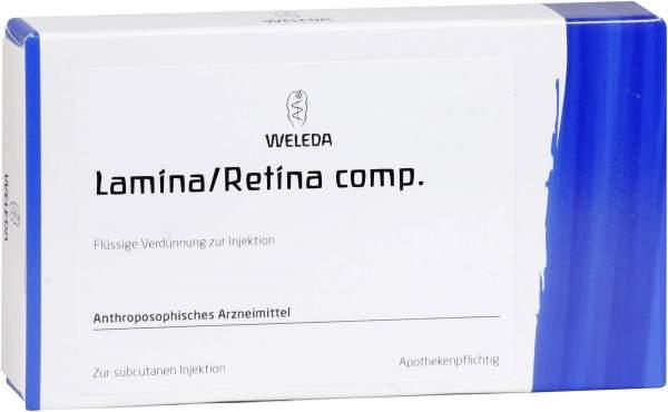 Weleda Lamina Retina Comp