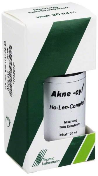 Akne Cyl Ho Len Complex Tropfen 30 ml Tropfen