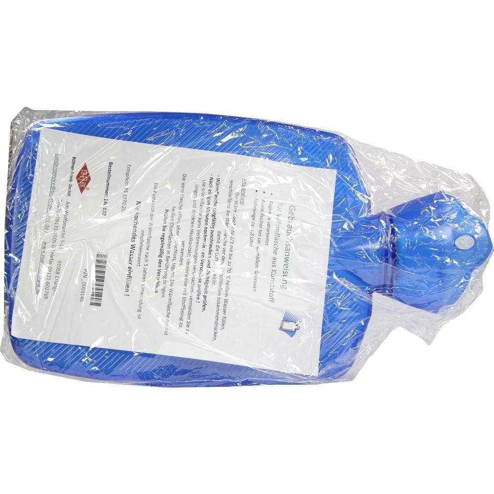 Wärmflasche Kunststoff 1,8 L