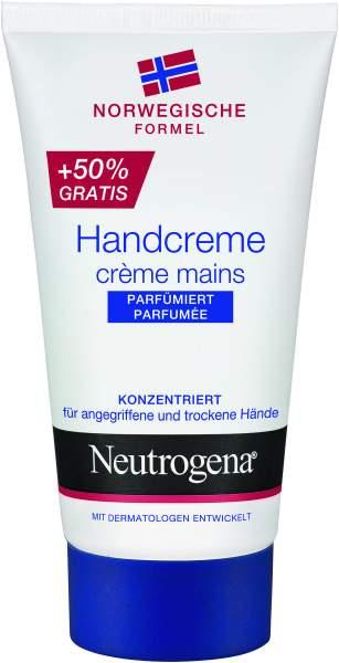 Neutrogena Norwegische Formel 75 ml Handcreme parfümiert