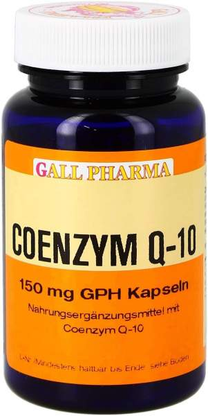 Coenzym Q10 150 mg Gph 60 Kapseln