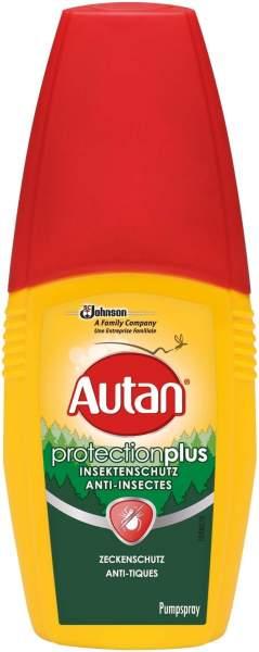 Autan Protection Plus Zeckenschutz 100 ml Pumpspray