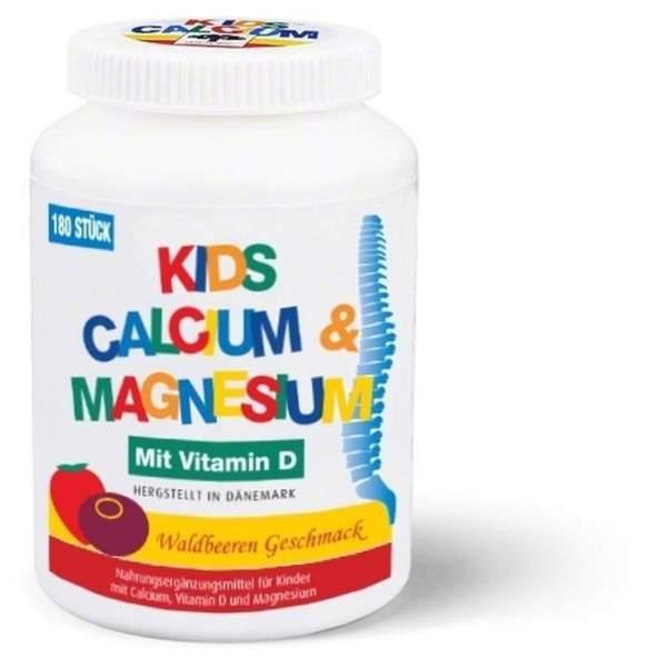 Kids Calcium 180 Kautabletten