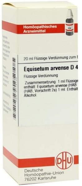 Equisetum Arvense D 4 20 ml Dilution