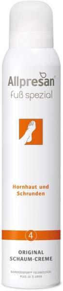 Allpresan Fuß Spezial Hornhaut und Schrunden Nr.4 200 ml Schaum