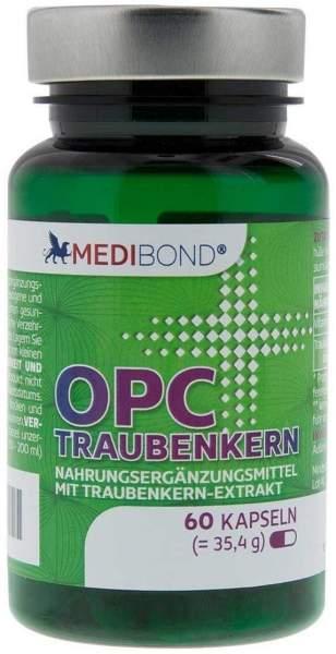 OPC Traubenkern Medibond 60 Kapseln