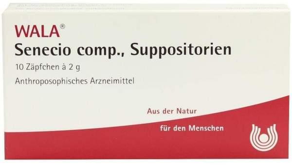 Senecio Comp. Suppositorien