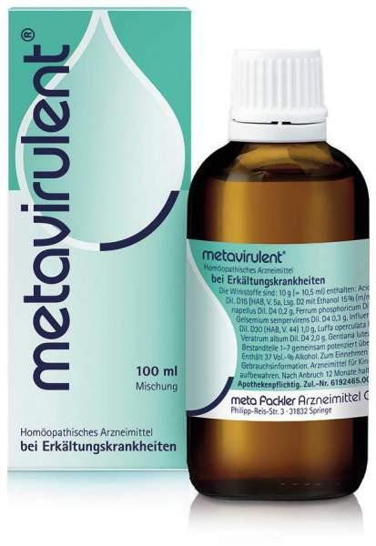 Metavirulent 100 ml Tropfen