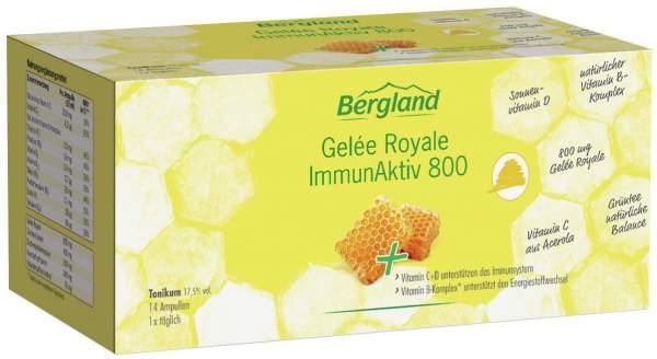 Gelee Royal Immun- Aktiv 14 x 15 ml Trinkampullen