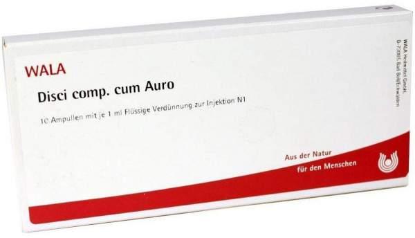 Disci Comp. C. Auro Ampullen