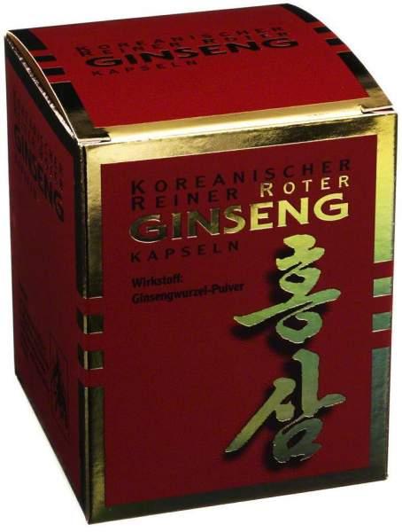 Roter Ginseng 200 Kapseln 300 mg