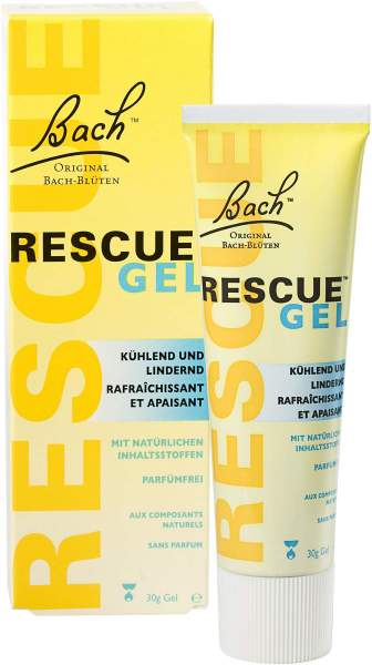 Bach Original Rescue 30 g Gel