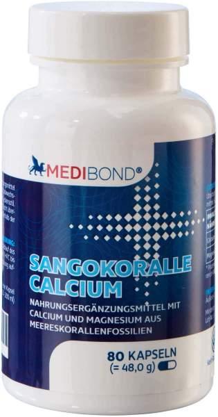 Sangokoralle Calcium Medibond 80 Kapseln