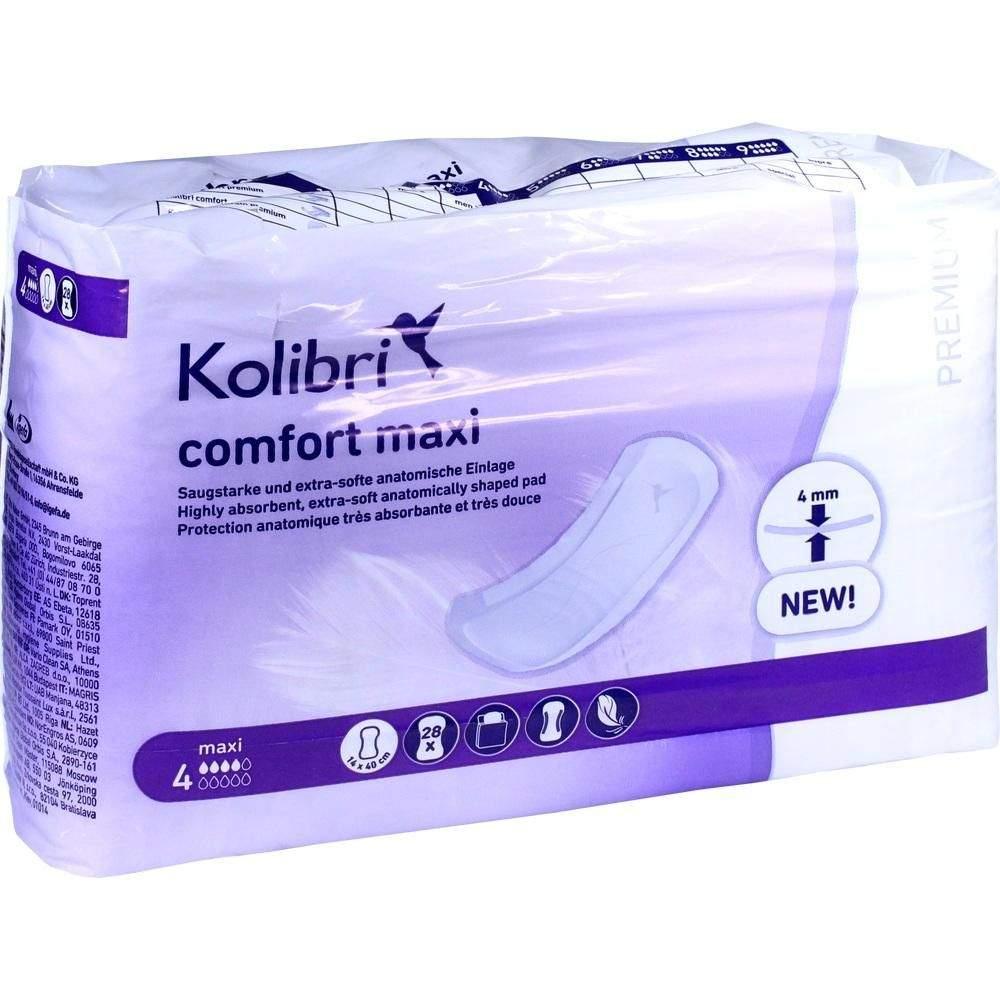 Kolibri Comfort Premium Vorlagen Anatomi