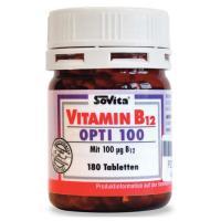 Vitamin B12 Opti 180 Tabletten