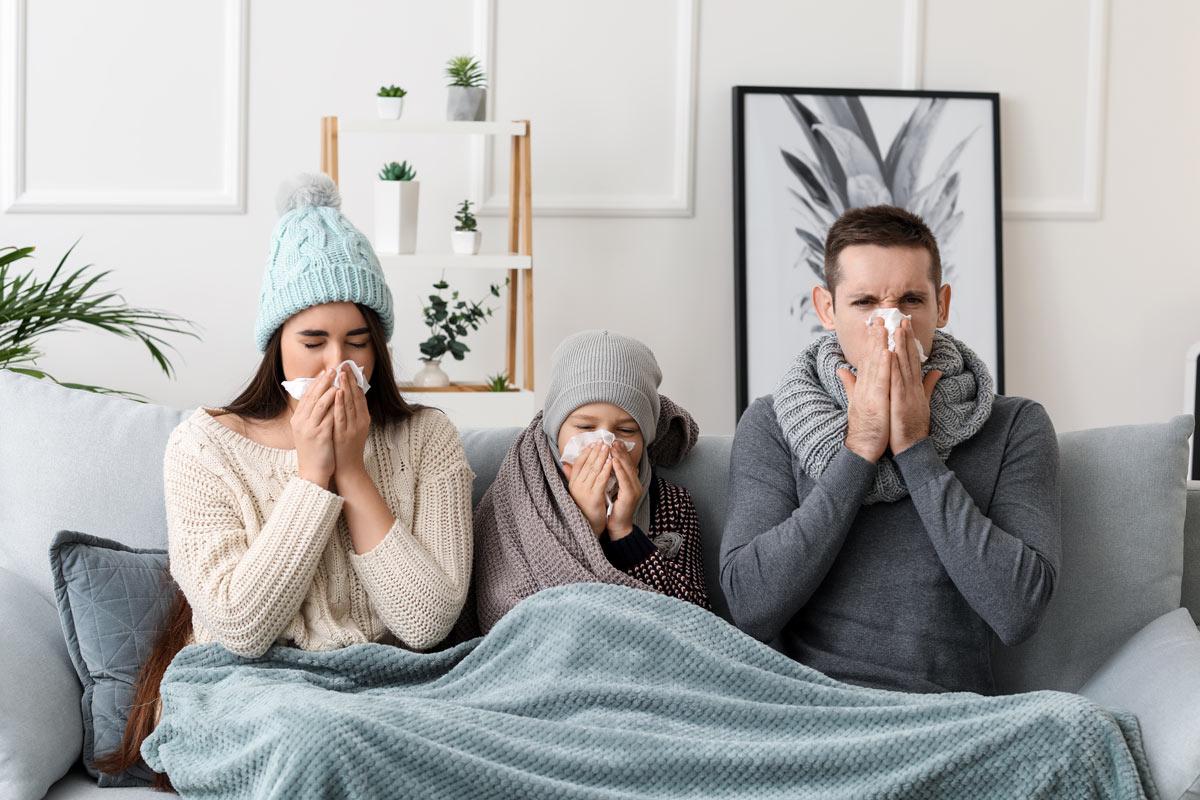 Grippe: Dauer, Verlauf & Informationen | Volksversand