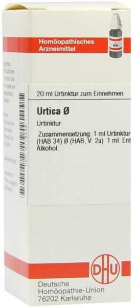 Urtica Urtinktur 20 ml Dilution