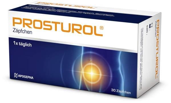 Prosturol 30 Zäpfchen