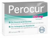 Perocur 250 mg 20 Hartkapseln