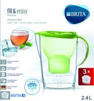 Brita Fill & Enjoy Marella Wasserfilter Lime