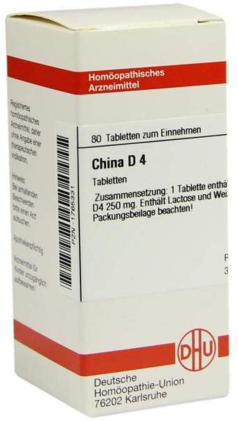 China D 4 Tabletten