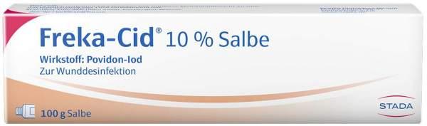 Freka Cid Salbe 100 g Salbe
