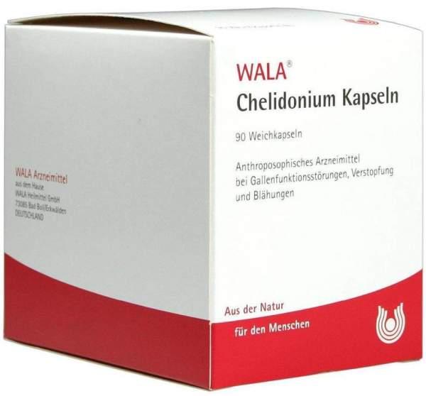 Wala Chelidonium Kapseln 90 Kapseln