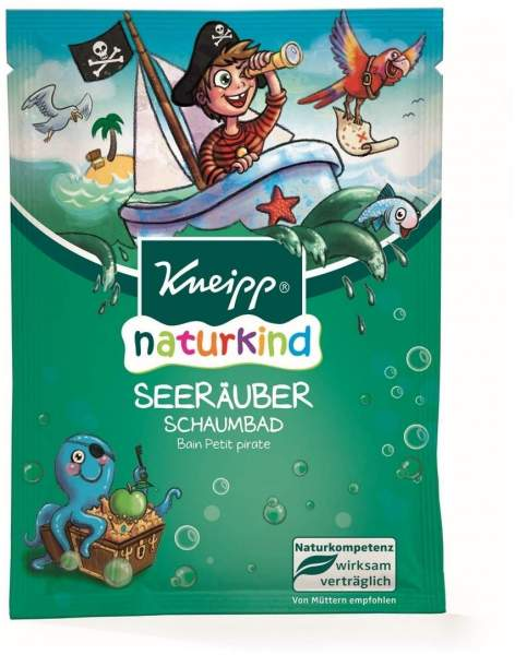 Kneipp Schaumbad Seeräuber 40 ml Bad