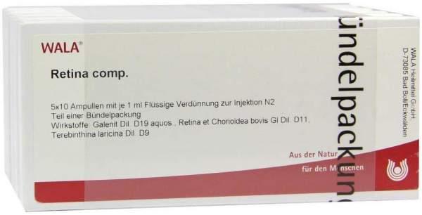 Retina Comp. Ampullen 50 X 1 ml