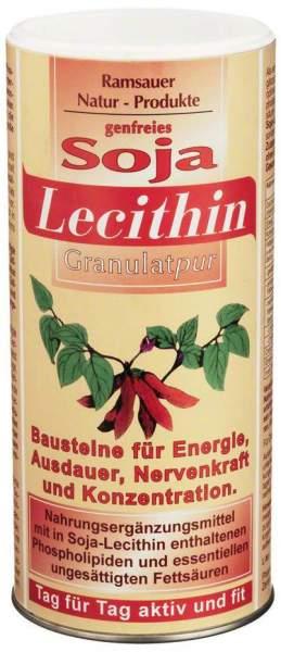 Soja Lecithin Granulat