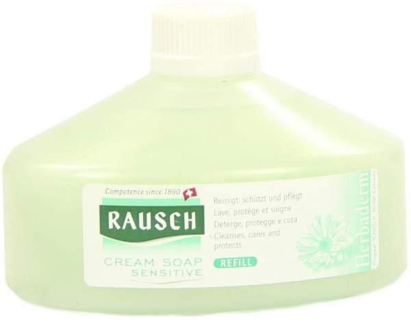 Rausch Cremeseife Sensitive Refill Nachfüllpackung 250ml