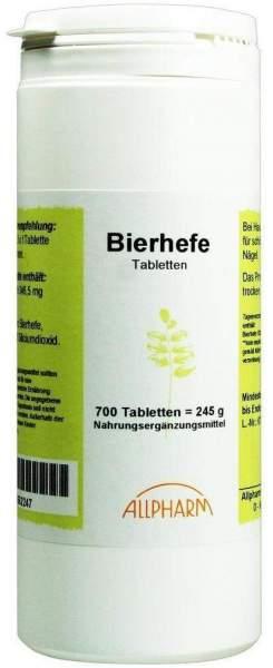 Bierhefe 250 G Tabletten