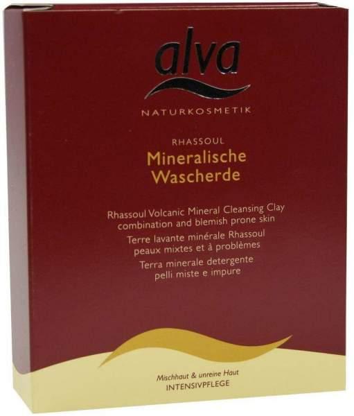 Alva Rhassoul Mineral Wascherde 200 G