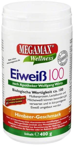 Megamax Eiweiß 100 Himbeer