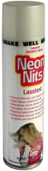 Neon Nits Laustest Spray 152 ml Spray