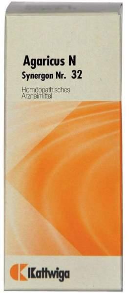 Agaricus N Synergon 32 20 ml Tropfen