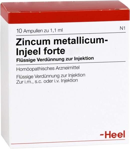Zincum Metallicum Injeele Forte