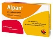 Alpan 300 mg Weichkapseln 60 Stück