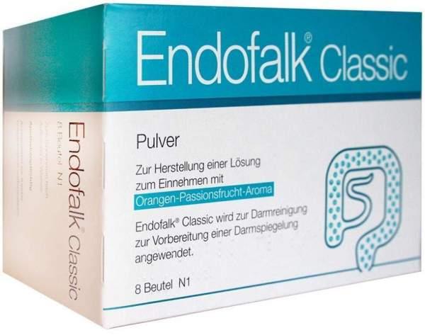 Endofalk Classic Pulver 8 Beutel