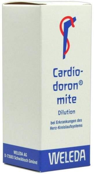 Weleda Cardiodoron Mite 50 ml Dilution